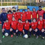 I Giovanissimi 2001-2002 di Maurizio Palladini si preparano al Victory Cup
