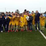 Il Pescara batte la Juventus e vince il 2° Torneo Giovanile Riviera delle Palme