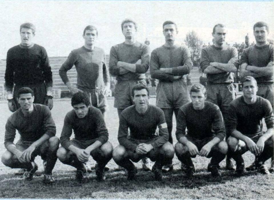 1962: a Bursto Arsizio si gioca Pro-Patria - Samb