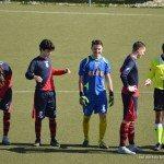Allievi regionali: Samb bloccata dal Porto D'Ascoli