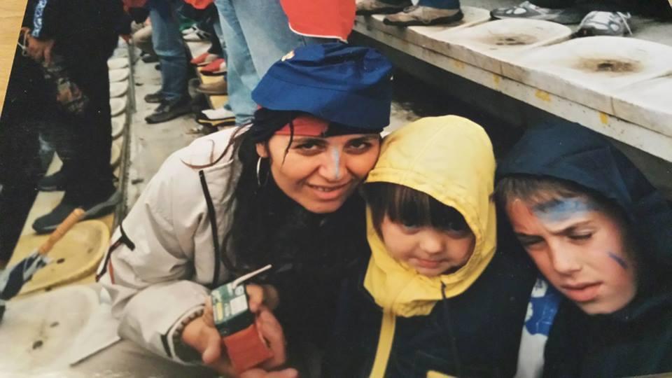Etta, Terri, Franco Parma 2002