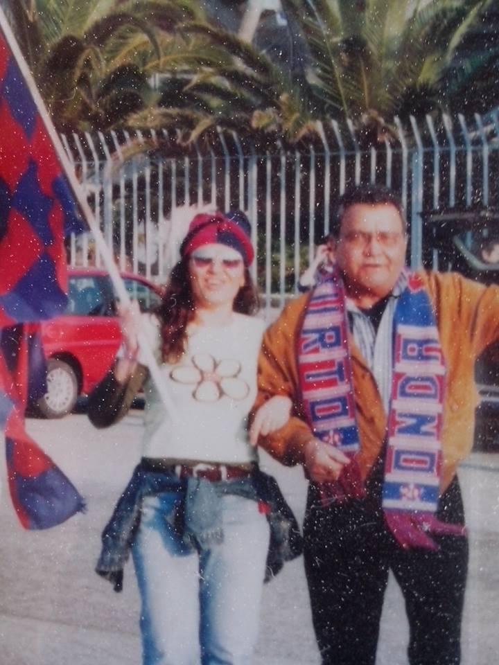 Etta con il padre, 2001