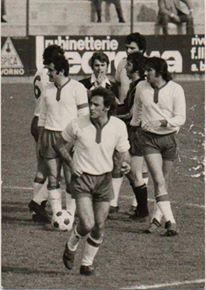 Samb Pisa 4-0 del 1973