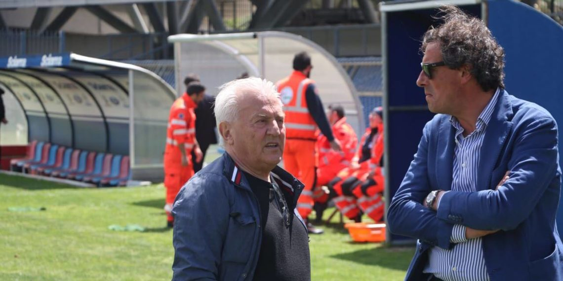 Franco Fedeli e Andrea Gianni