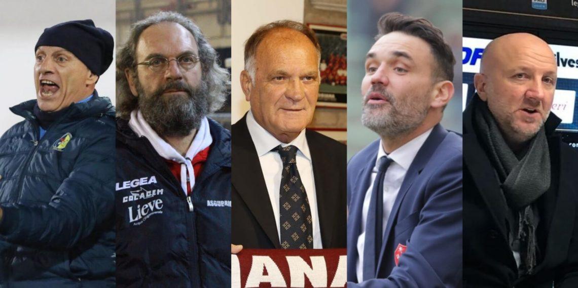 Allenatori Serie C