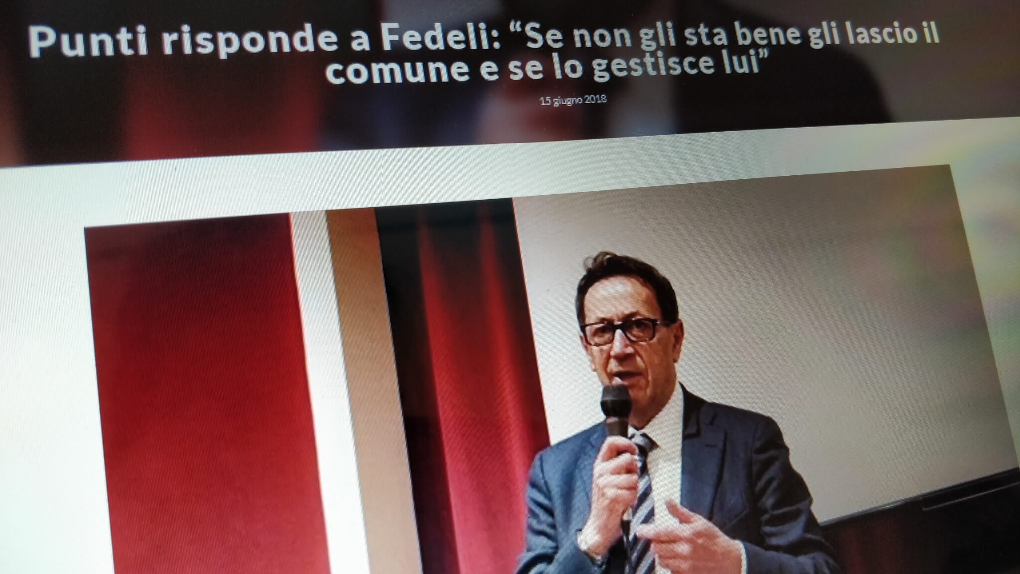 Piunti vs Fedeli