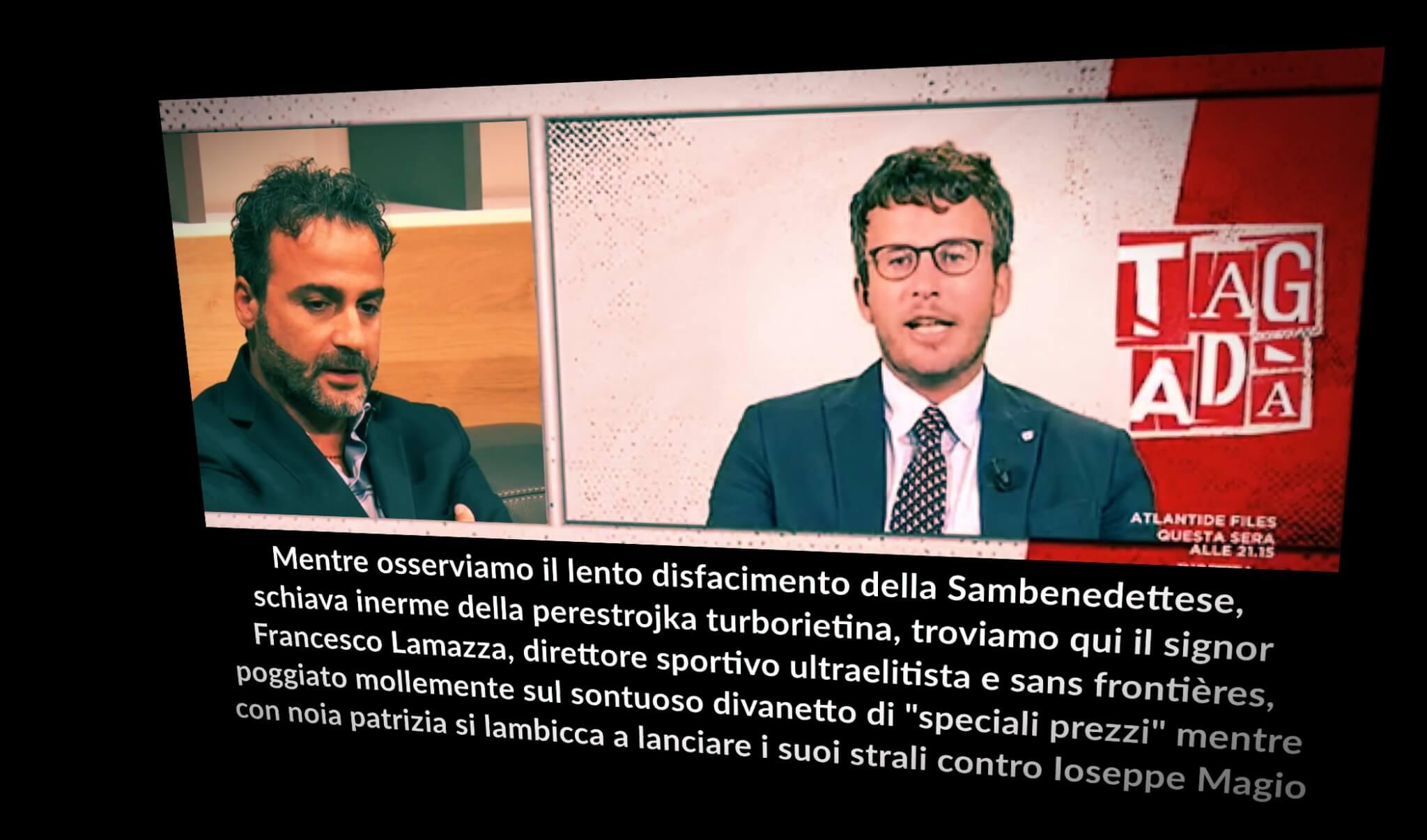 Samb, Lamazza