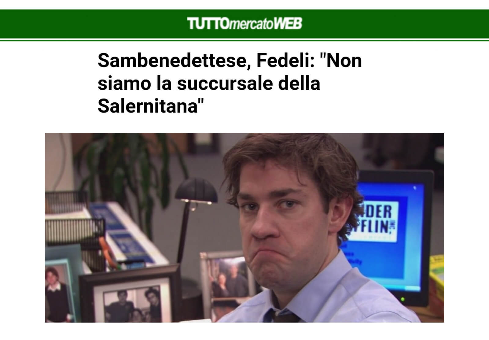 Samb e Salernitana