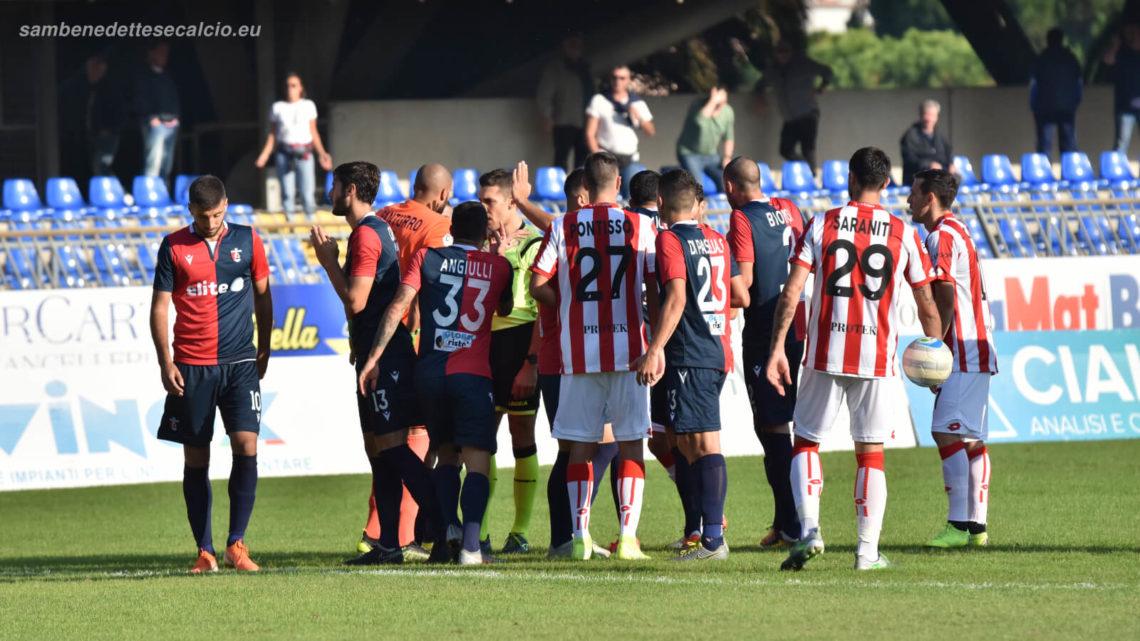 Diretta Samb-Vicenza 0-3