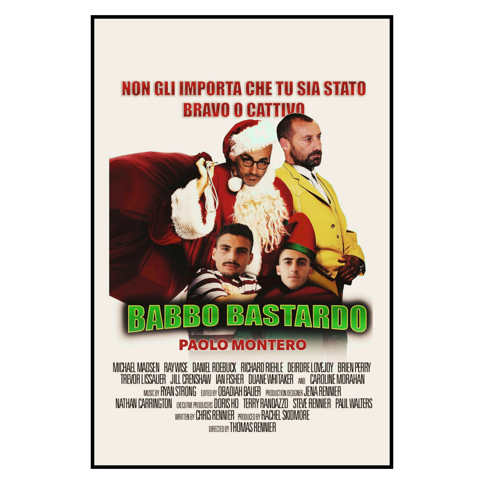 Babbo Bastardo - Samb