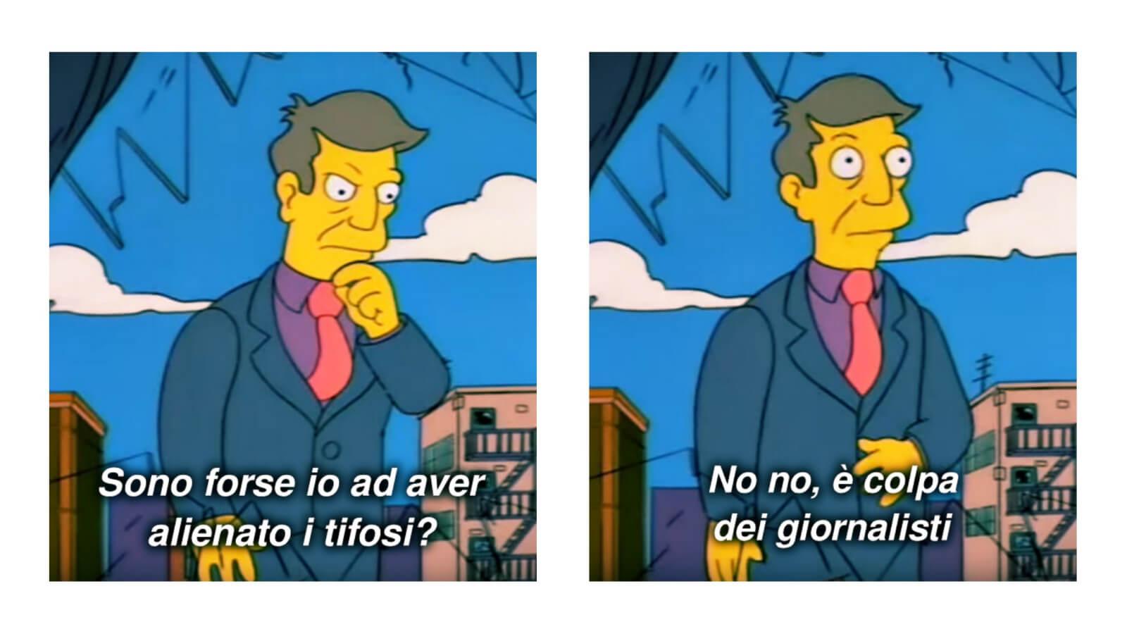 Vernecchie x Simpson